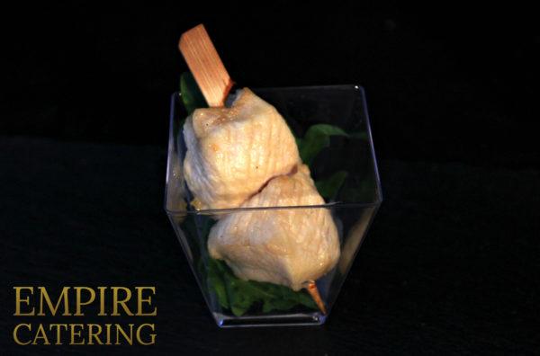 Мини-шашлычок из куриного филе (45 гр)