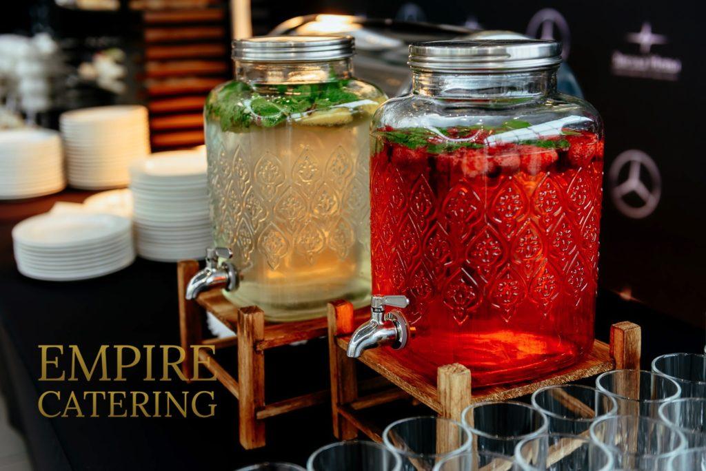 лимонадный бар кейтеринг спб